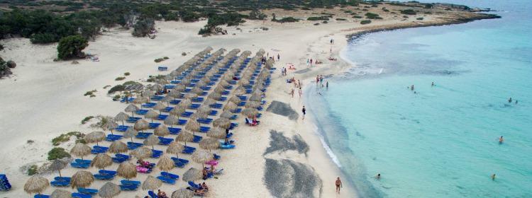 Ile De Chrissi Crete Carte.Cretan Daily Cruises Croisiere Quotidienne Depuis