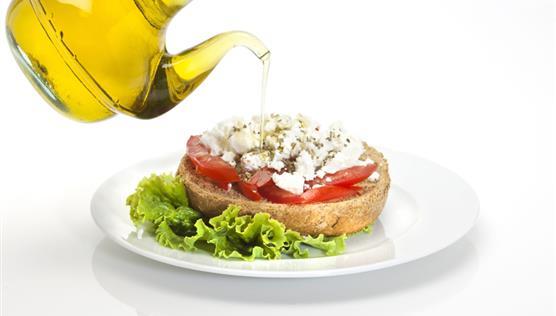 Traditional Cretan cuisine!